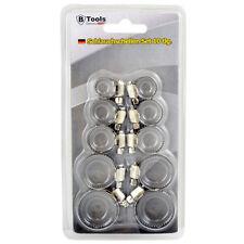 2 x Flamco BSA Gelenkschelle Schelle  Stahl Rohr Schellen M8 Röhre für 12-80 mm