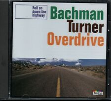 BACHMAN TURNER OVERDRIVE - Roll On Down The Highway - CD Album