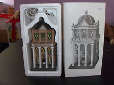 DEPT 56, Heritage Village Collection, XMAS in the city Series, 1st METRO BANK.