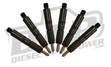 DAP A 6x Injectors 5x0.012 VCO 145* 50HP for 1989-1993 Dodge 5.9L Cummins