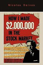 How I Made $2,000,000 in the Stock Market (Paperback or Softback)