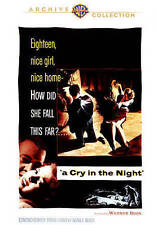 Cry In The Night New DVD 1956 Edmond O'Brien, Brian Donlevy, Natalie Wood
