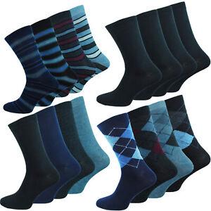 12-24 Paar Herren Socken aus Baumwolle Baumwollsocken Business Strümpfe Sport