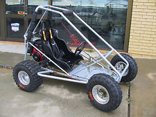 TRAX III, ALL NEW DESIGN, mini dune buggy, sandrail, go kart plans on CD disc