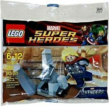 LEGO Super Heroes Thor and the Cosmic cube (30163)