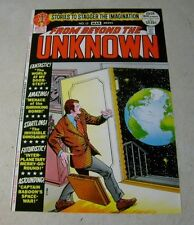 From Beyond The Unknown #15 Cover Art, original approval cover proof, 1970'S