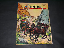 Journal de Tintin Francais N° 66 Couverture PAUL CUVELIER