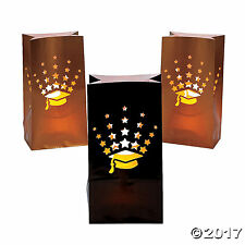 12 Graduation Party Decoration LUMINARY BAGS