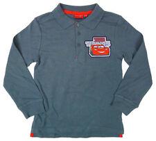 T-shirts, débardeurs et chemises gris à manches longues 8 ans pour garçon de 2 à 16 ans