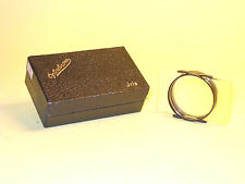 Optochrom 30mm push-on Filter Holder with stepless Yellow Filter, with Box