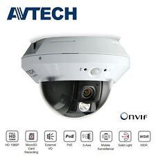 AVTECH AVM521A 2 MEGAPIXEL WDR DOME IP CCTV CAMERA