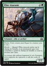 MTG Magic AER - (x4) Silkweaver Elite/Élite tissesoie, French/VF