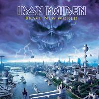 Iron Maiden - Brave New World [New Vinyl LP] 180 Gram