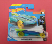 HOT WHEELS - HW FORMULA SOLAR - X RAYCERS - SHORT CARTE - VOITURE - R 5948