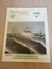 1973 South New Jersey Historical Magazine Cohansey Mullica Hill Millville More