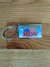 All American Boy Key Chain