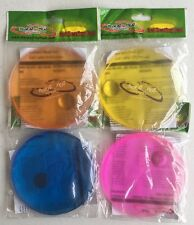 Repeat The Heat Reusable Pocket Self Heating Pads Lot Of 4 - Random Colors