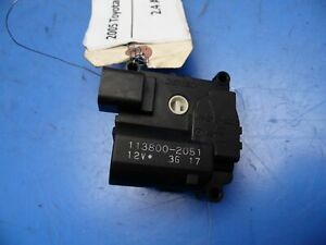 05-10 Scion TC OEM A/C heating recirculation motor actuator # 113800-2051