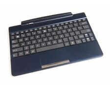 OEM ASUS Transformer Pad Mobile Dock Keyboard for TF300T (Blue) NEW