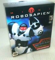Robosapien 8385 mini Running Motion & glowing Eyes New in the box great gift boy