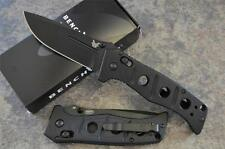 Benchmade 275BK Adamas Tactical Folding Knife w/ Axis Lock & D2 Steel Blade