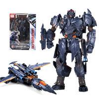 23CM Transformers 5 The Last Knight Megatron PVC Action Figures Robots Toys Gift