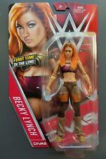 MATTEL WWE-Serie di base 62-Becky Lynch Figura