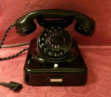 W48 Telefon Bakelit  RB&CO  Fernsprecher Telephone  W48