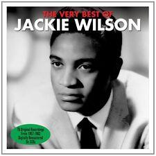 Jackie Wilson VERY BEST OF 1957-1962 75 Original Recordings ESSENTIAL New 3 CD