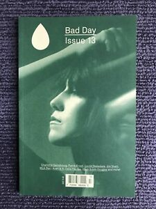 Bad Day Magazine : Issue 13 : Spring / Summer 2012 : Charlotte Gainsbourg : LN