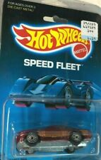 1986 Hot Wheels Porsche 050 Speed Fleet 1:64 Diecast Car No. 4631 Series  1567
