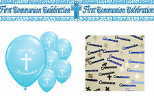 FIRST HOLY COMMUNION BOY PARTY PACK (3)