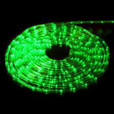 Boshen 50/100/150/300ft LED Rope Light In/Outdoor Cuttable Flexible Lights Strip