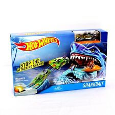 Hot Wheels Shark Bait Play Set SharkBait Includes One Car - Ages 4 Plus