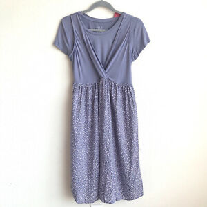 Isabel Maternity by Ingrid & Isabel Short Sleeve A-Line Maternity Dress XS NEW
