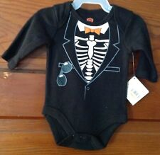 #E NEW INFANT UNISEX BABY CLOTHES 1PC OUTFIT kids baby creeper sized 0/3mo child