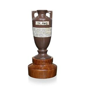 The Ashes Official 3D Replica Terracotta Urn Autograph
