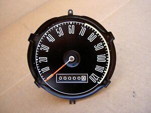 67-68 Ford Mustang speedometer, C7ZZ-17255-E, RESTORED