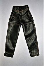 AVEZ-vous des pantalons de cuir commandant de Tank allemand échelle 1/6ème WW2 - Peiper