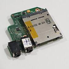 HP EliteBook 8740w Audio Sound SD Kartenleser Board 6050A2266701