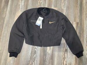 Nike Sportswear Maria Sharapova x  Cortez Bomber Jacket CQ7649-082 size: XSmall