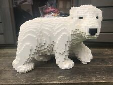 Lego MOC POLAR BEAR Instructions NO BRICKS INCLUDED