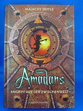 Amadans - Angriff aus der Zwischenwelt von Malachy Doyle (2007, Gebunden)