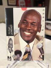 1993-94 UPPER DECK SE EARLY RETIREMENT MICHAEL JORDAN #MJR1 SWEET! B13