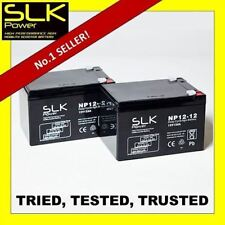1 PAIR (12volt) 12 24 33 36 40 50 55 75AH MOBILITY SCOOTER DEEP CYCLE BATTERIES