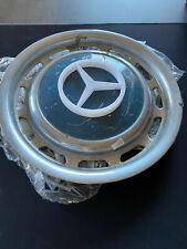 Mercedes Benz Radkappe Ponton Lackierabdeckung Stern 3D Druck W123 14Zoll