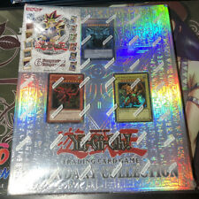 Yu-Gi-Oh Legendary Collection 10th Anniversary SEALED Special Pack Binder LC01