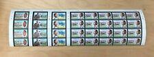 Botswana 1981 - SC#281-4 Pres. Seretse Khama - 4V and 25 Sets of Stamps - MNH