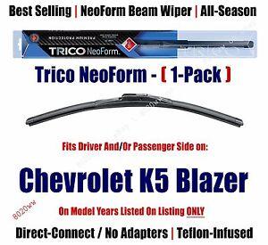 Premium NeoForm Wiper Blade (Qty 1) fits 1975-1986 Chevrolet K5 Blazer 16160