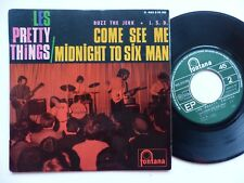 PRETTY THINGS Come see me 465310 ME Original french pic cover